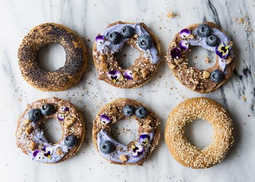 Blog sonja dahlgren matstylist matfotograf receptkreatr gluten free bagels forumfinder Choice Image