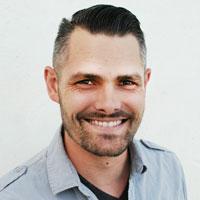 RICKY STONER Youth Pastor