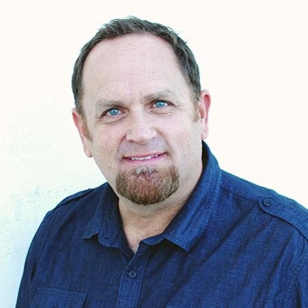Pastor Marty Walker Lead Pastor