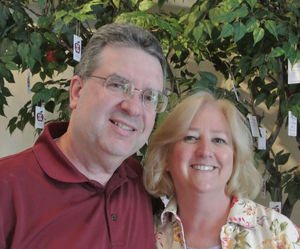Frank & Laura Fischer     Guest Bloggers