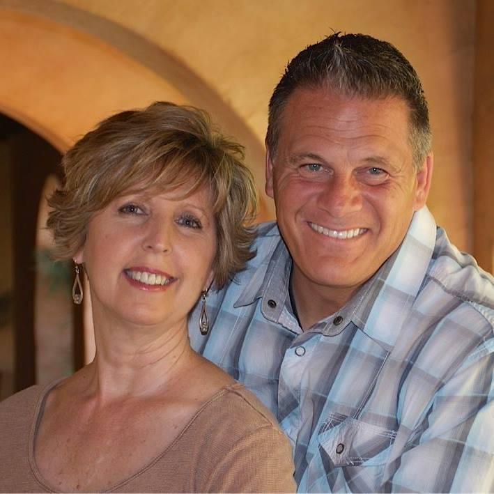 Bill and his wife, Carolynn
