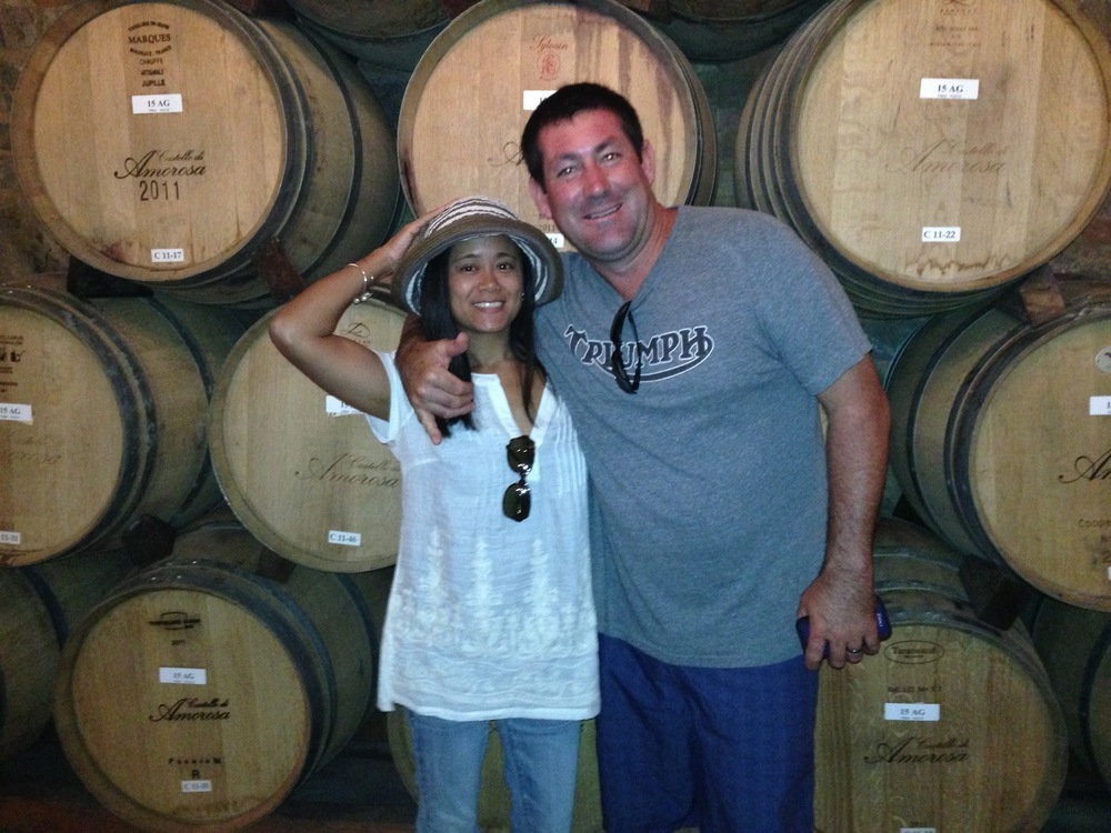 2015 Robert Mondavi Vineyards  Recommended to visit by guest of Poipu Inn:   Bob & Carol , CA