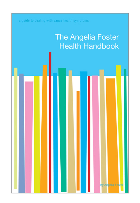 ANGELIA FOSTER BOOKCOVER // design + illustration