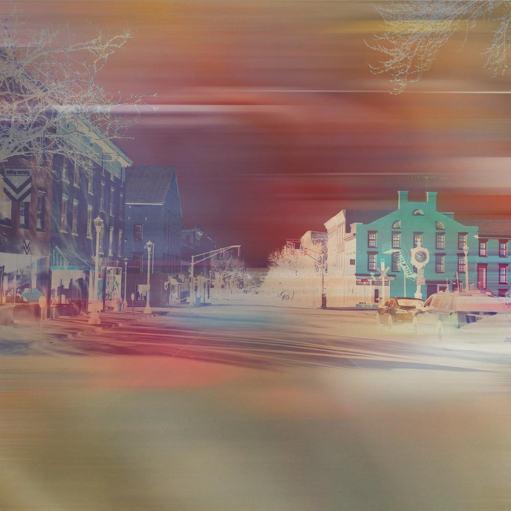 Downtown Hudson | 8x8 | $60