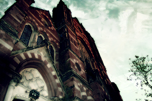 Church, 2011 | 14x11 | $75