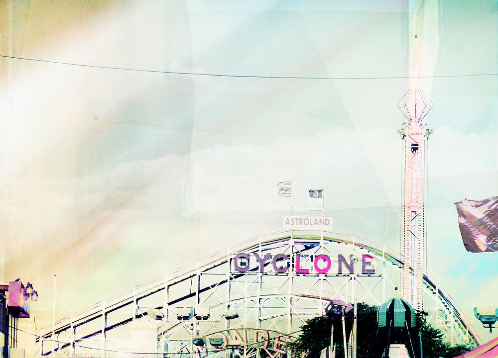 Coney Island, 2011 | 14x11 | $75