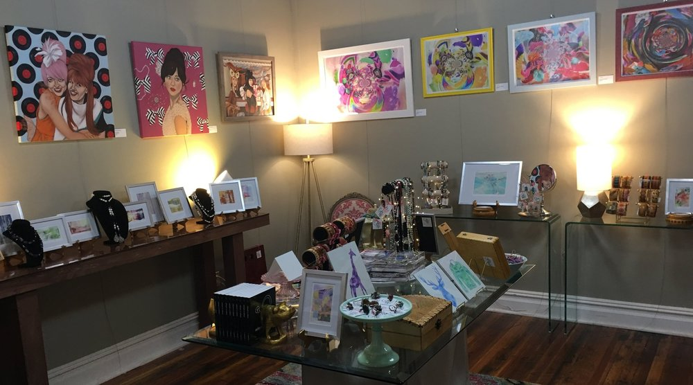 GALLERY — cake and ale studio