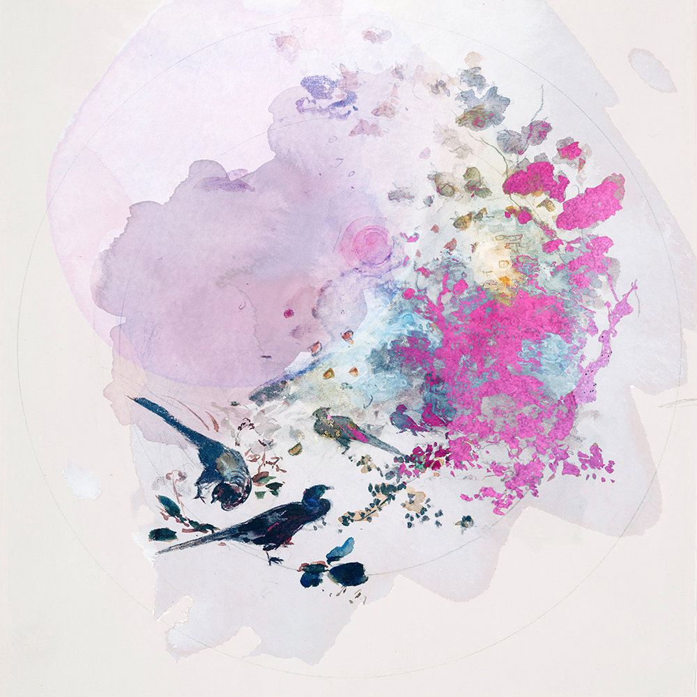 Blue Birds, 2017 | 12x12 | $75