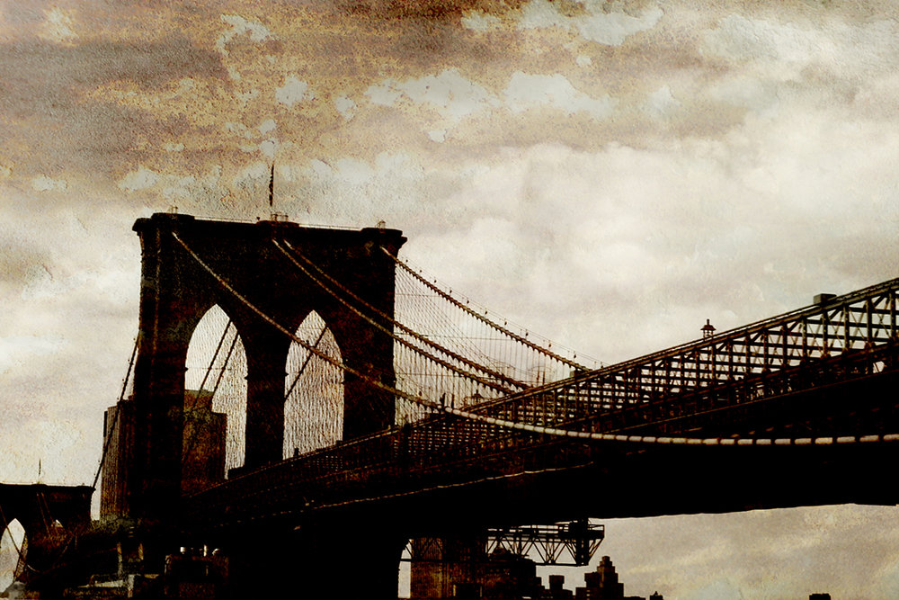 Brooklyn Bridge, 2008 | 14x11 | $75