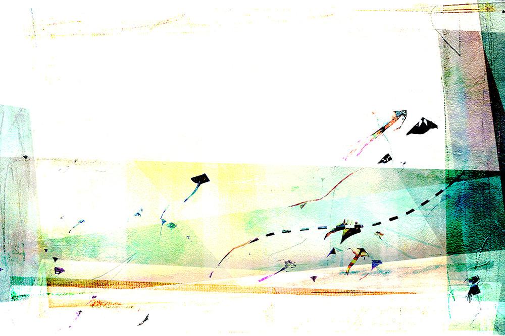 Kites, 2010 | 14x11 | $75