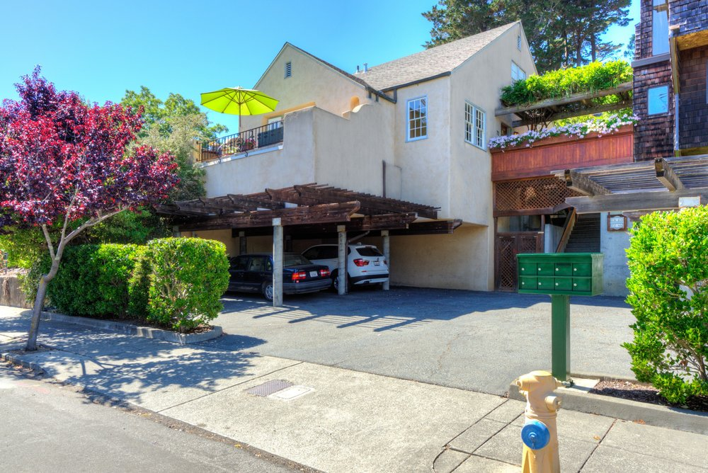 RECENTLY LISTED & SOLD  - 72 Lovell Avenue, Mill Valley (Downtown) - a sunny, beautifully done home ... ideally located in downtown Mill Valley. 3bd/2ba. No shared walls.   72Lovell.com