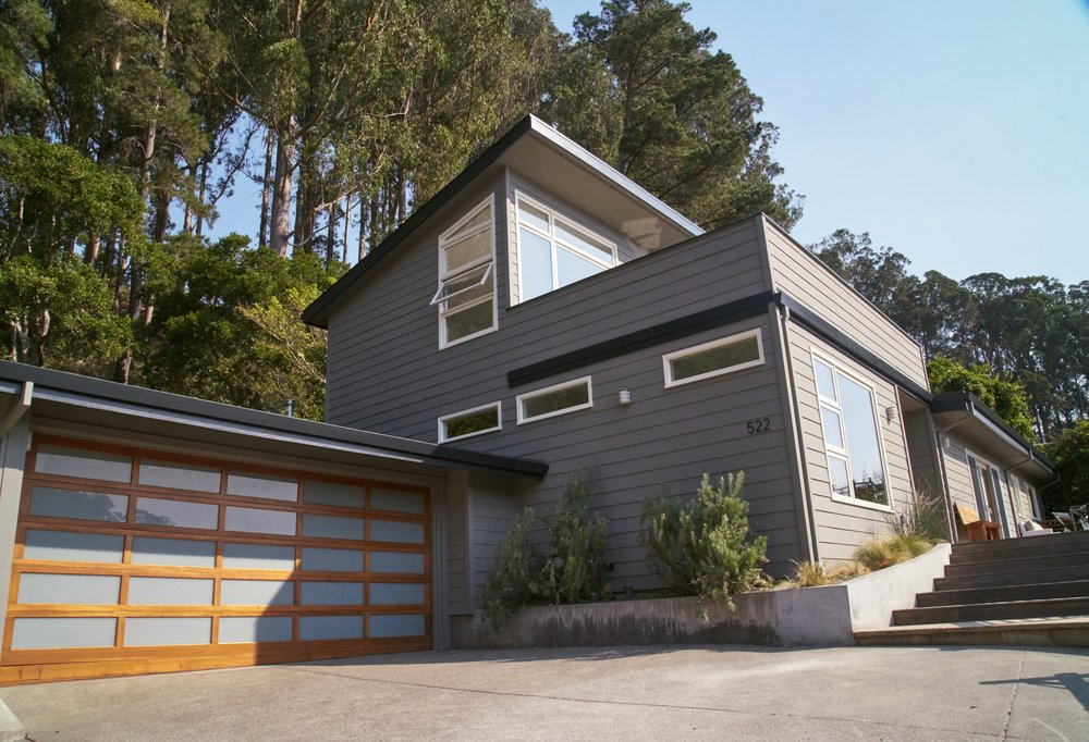 RECENTLY LISTED & SOLD  - 522 Pixie Trail, Mill Valley (Homestead Valley) - 4 bed +office, 3 bath home with generous indoor/outdoor living and entertainment. Features open combined kitchen/great room, expansive hillside views, easy commute to San Fransisco. $2,395,000   522PixieTrail.com