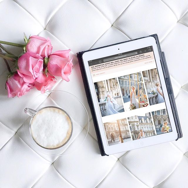 If I get to take anything away from 22 years of life today it's this; pursue grace, enjoy the journey & celebrate progress (big & small). The last few days have been filled with the sweetest of blessings from brunch dates & coffee mornings to working with the loveliestbrides in our boutique. Oh, & the most gorgeous editorial on @stylemepretty! And a little appearance this morning on @bridalmusings! 22 is feeling just fine :) . . . #cultivatewhatmatters #pursuepretty #girlpreneur #flashesofdelight #bekahanneaccessories #stylemepretty #smpweddings #paris #france #fineartweddings #fineartphotography #destinationwedding #styledshoot #editorial #bridal #artisan #risingtidesociety #communityovercompetition #creativebusiness #theartofslowliving #nothingisordinary #seekthesimplicity #littlestoriesofmylife #darlingmovement #22 #birthday #til #tilinsiders