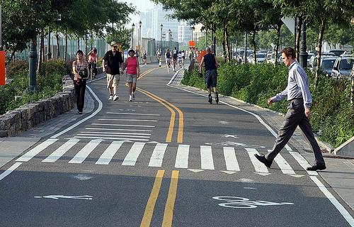 Walkability around the globe