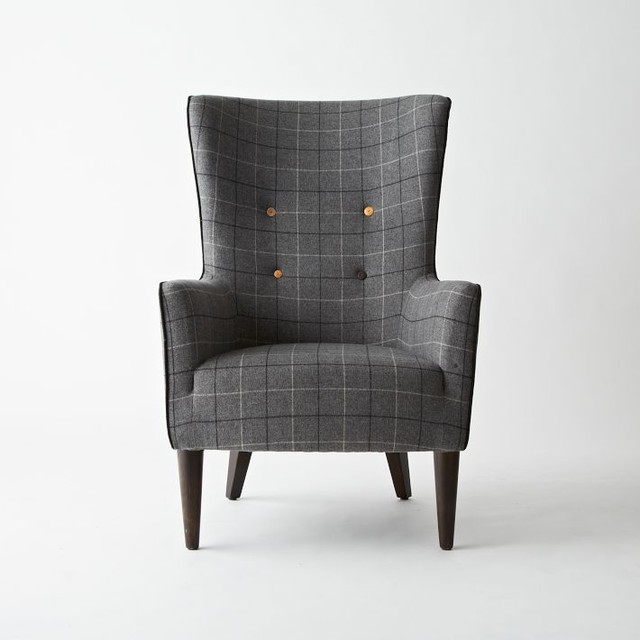 West Elm Victor Chair