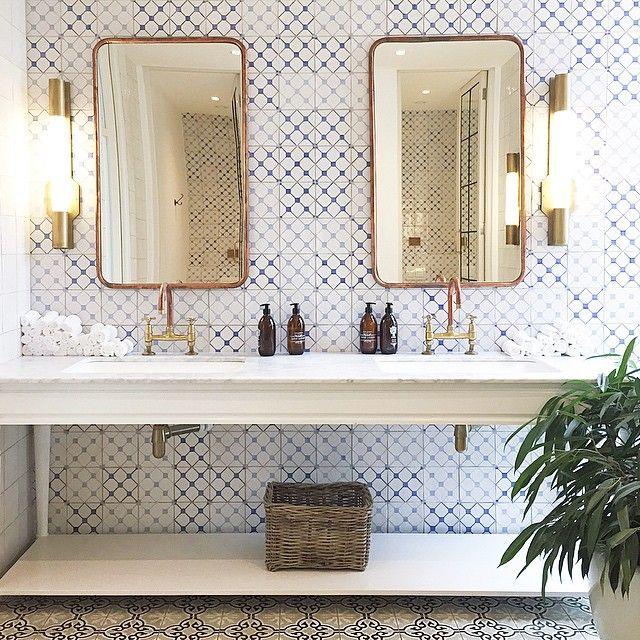 Bathroom Finishes — Gild + Wit