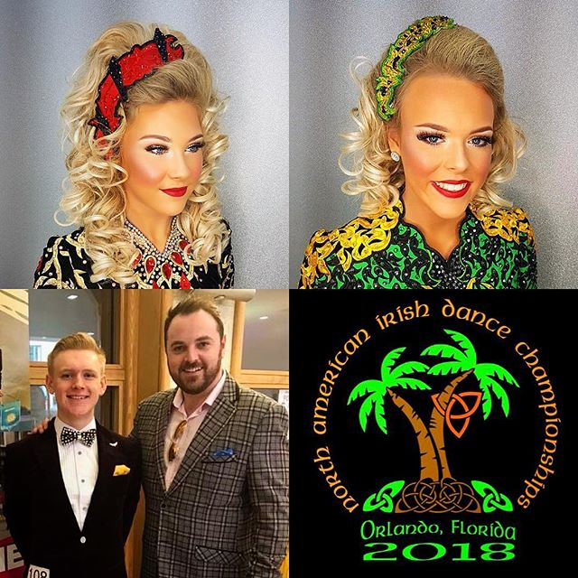 "That's it! Last class complete before our 3 amigos take to the stage in Orlando, Florida for the 2018 North American Irish Dancing Championships. This will be our 1st ever ""Nans"" as a school and I'd like to wish the very best of luck to Tayla Whyte, Billie Whyte and Christy Jensen for the weekend - the hard work is done, now get out there and give it socks! Declan. ☘️🧦💃🏻🕺🎉🇺🇸 • • • #irishdancing #irishdance #mchaleacademy #nans2018 #nans #naidc #naidc2018 #orlando #florida"