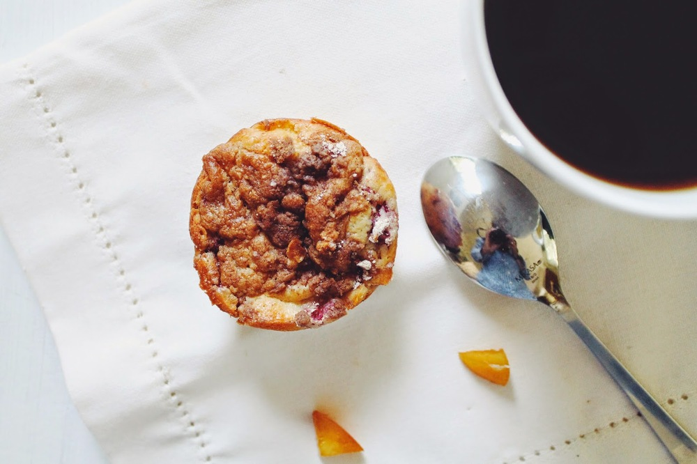 Peach+&+Raspberry+Muffins+w:+Honey+Crumble~+::+www.The-Chefs-Wife.com.jpg