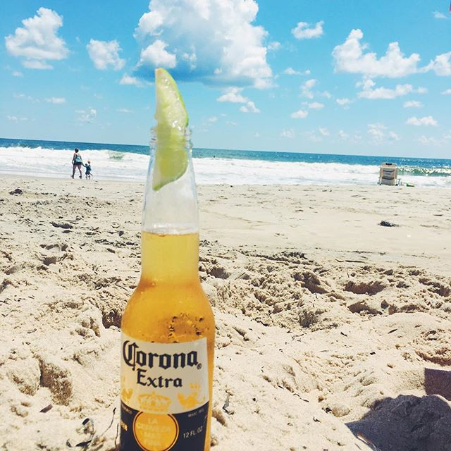 Possible Memoir Title: My Life, the Corona Ad.