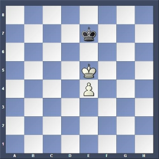 White to play: what happens?    Black to play: what happens?