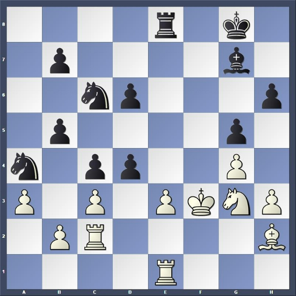 White to play