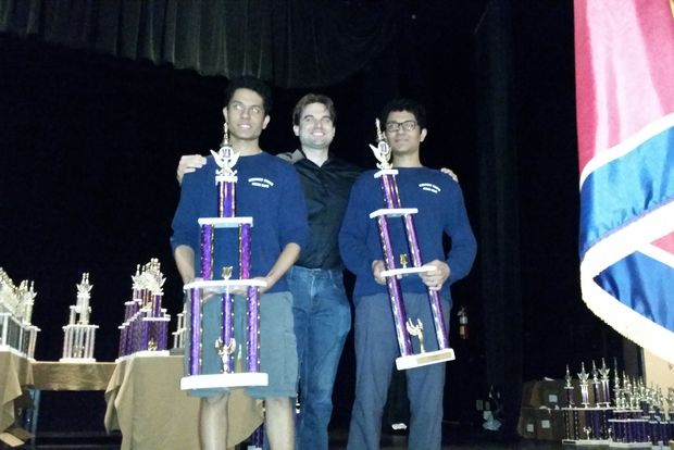 Nikhil & Akhil Kalghtatgi collected their third consecultive Bughouse title at the 2017 Supernationals in Nashville, Tennessee.