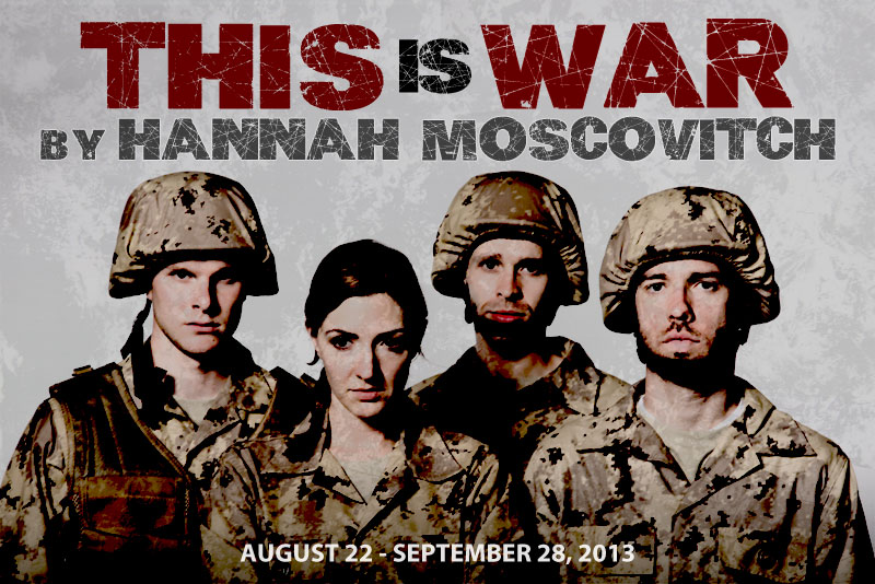 "Poster For ""This Is War"""