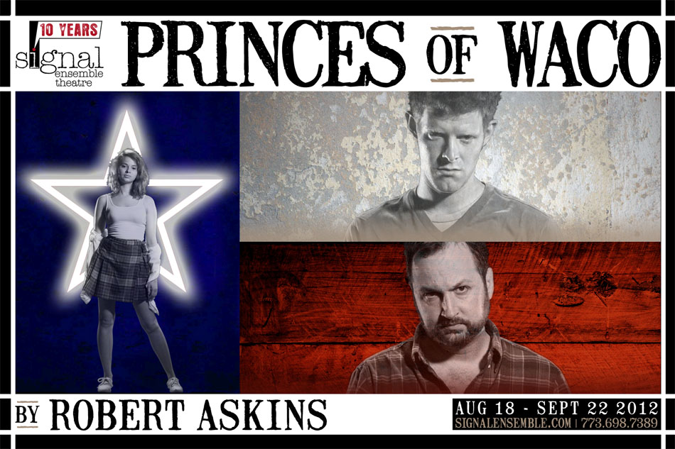 "Poster For ""Princes Of Waco"""