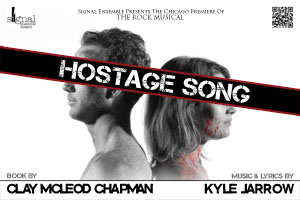 "Poster For ""Hostage Song"""