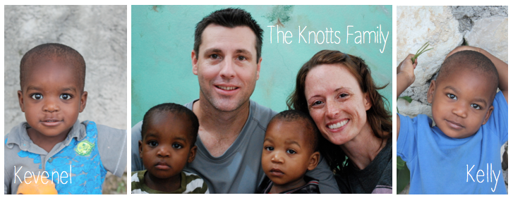 The Knotts Family