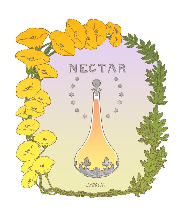 NECTAR PRINT DESIGN