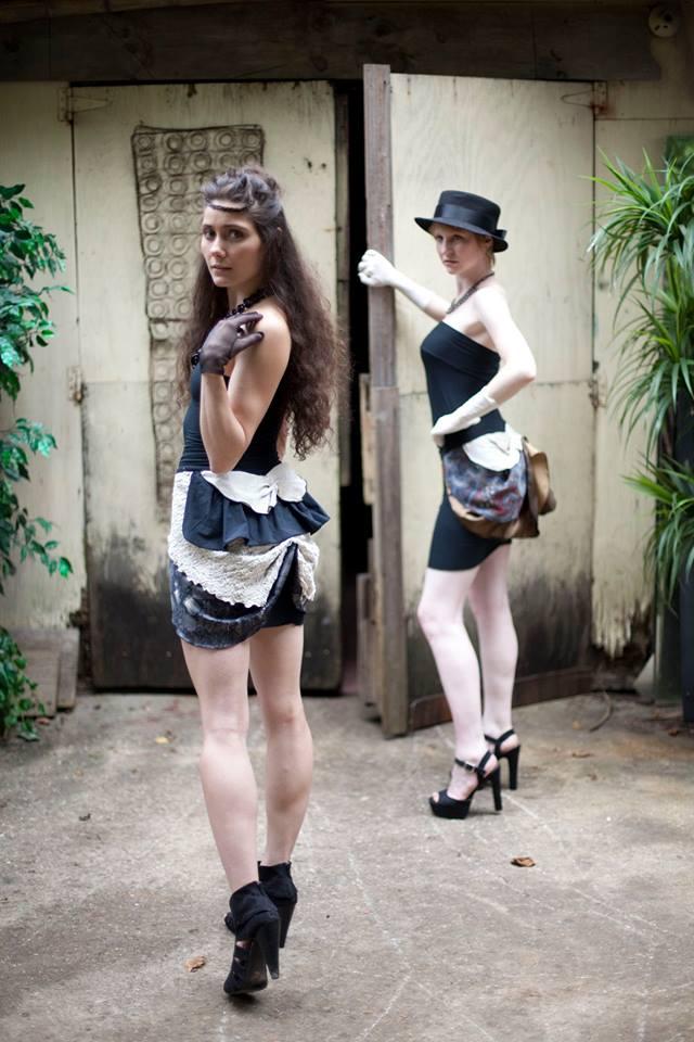 Models Na'ama Ella Asido , Deanna Tipton  Photogrpaher Ruslan Tumash