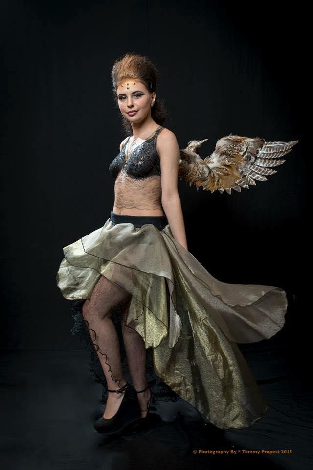 Model Masha Bachuk  Tommy Propest