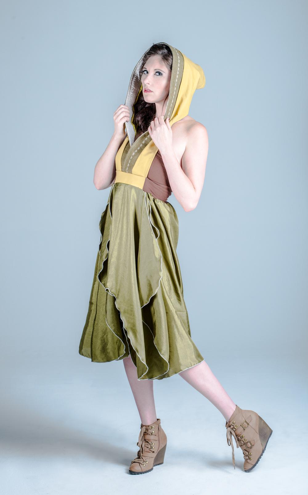 Model Sarah Merrell    Dathan Brannon Photography