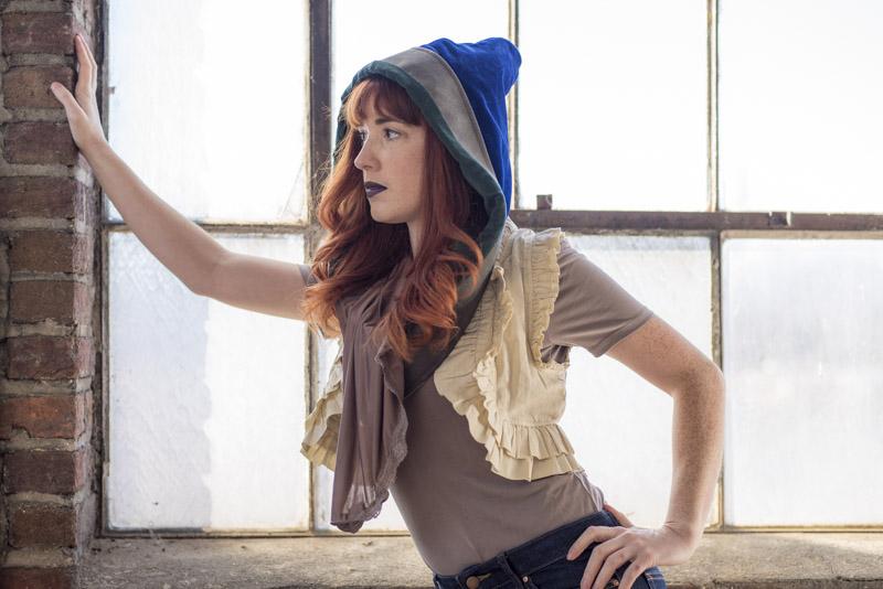 Model Kayla Beavers  Captivating the Mind Photography