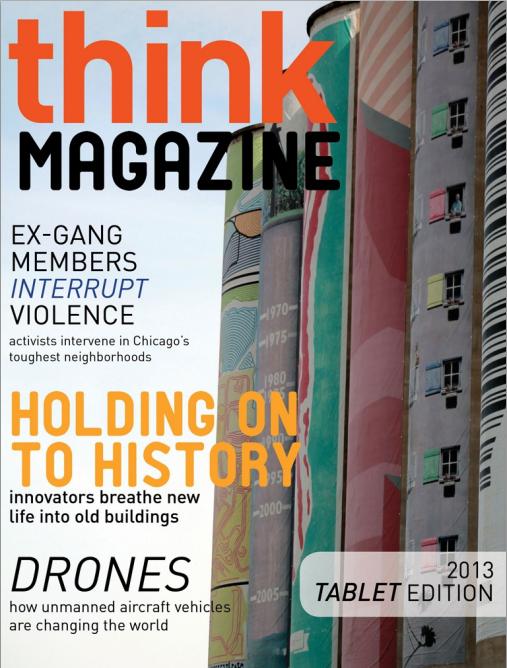 Think Magazine [iPad App]
