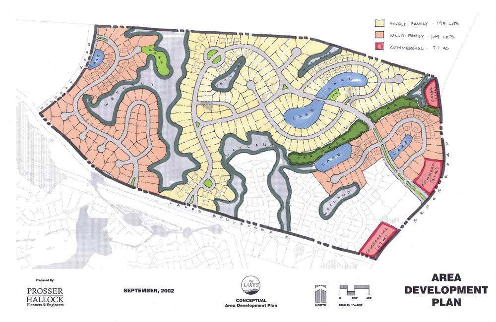 The Lakes Community Master Plan