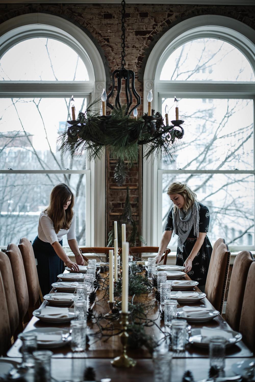 Home & Hill Dinner | 2014