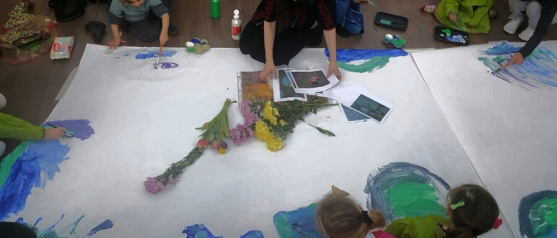 Monet for toddlers at 3 House Club.JPG