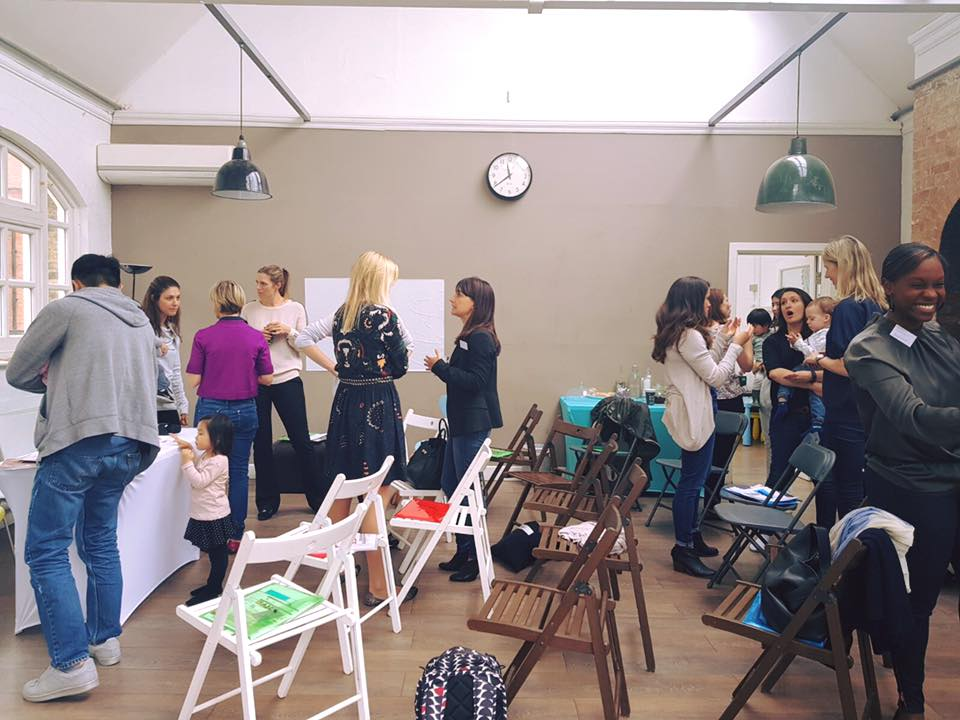 Informal talks during the open morning for expats.jpg