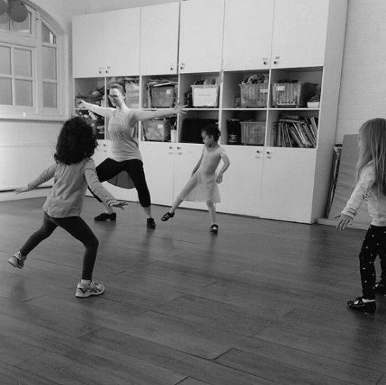 Tap & Modern Dance - Modern Jazz develops many different movements to a broad choice of rhythms and musical styles.Classes are structured to begin to prepare the physical strength and flexibility required to demonstrate emotion through interpretation exploring contrast between expansion and relaxation, fluidity and isolation.Tap is a great way to increase fitness, fast footwork and musicality. Age 4-6.OFFERED: Saturday at 9:30SIGN UP: You can trial the class for £12.90 click here.INSTRUCTOR: Alex