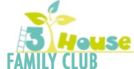 3 House Club | Family club for parents and children from 0 to 11 years old
