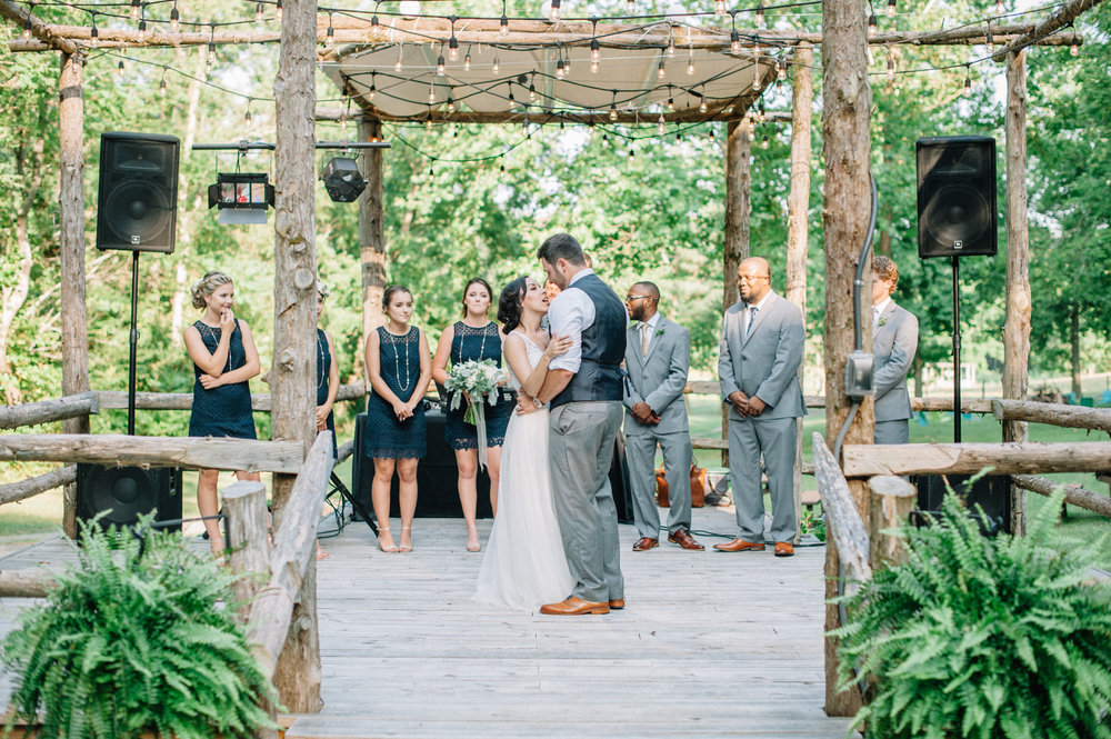 Farm Retreat at Willow Creek Wedding