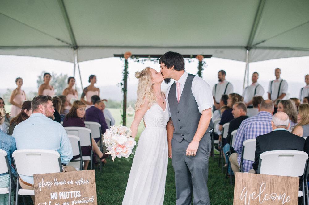 Wolf Trap Farm Wedding