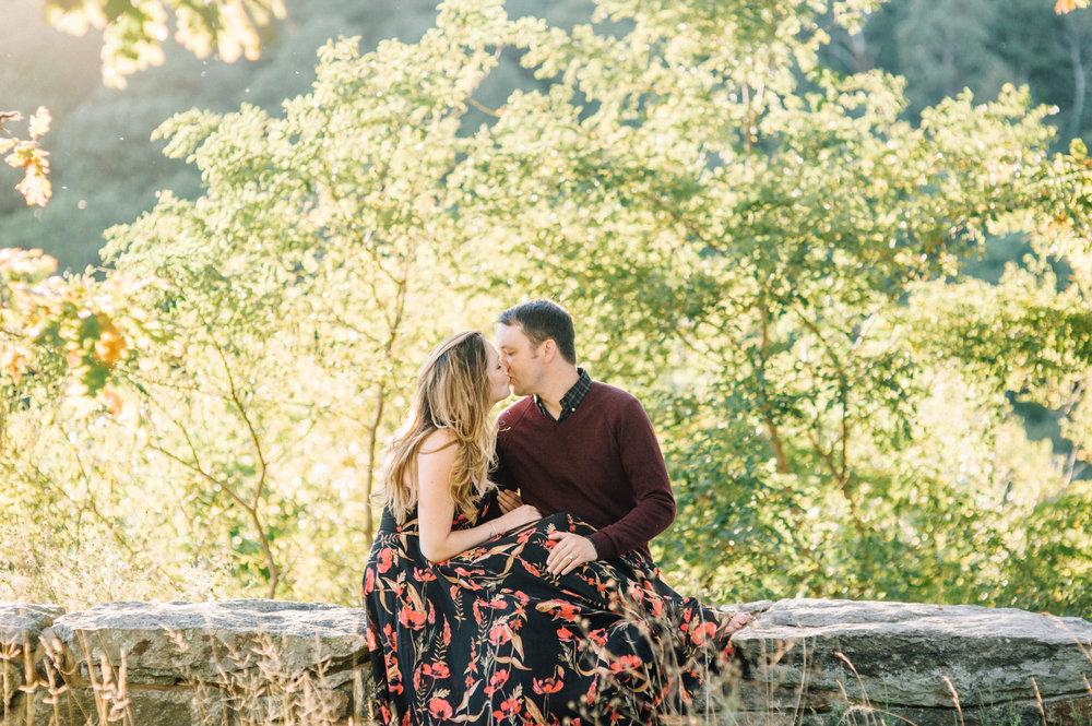 Shenandoah Engagement Portraits