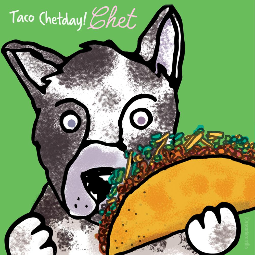 Just like taco's!