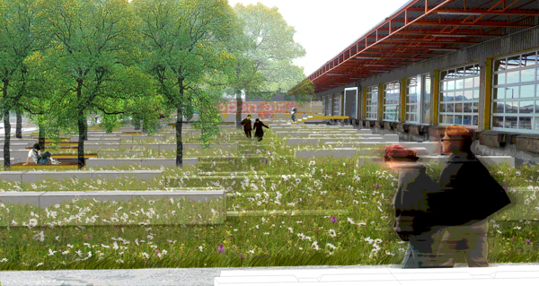 FR8scape Plaza