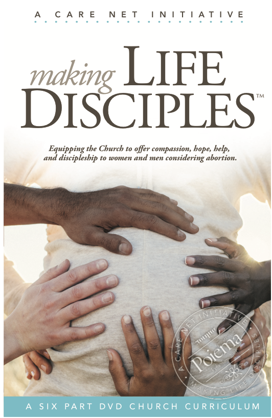 Download a Making Life Disciples brochure to learn more   .