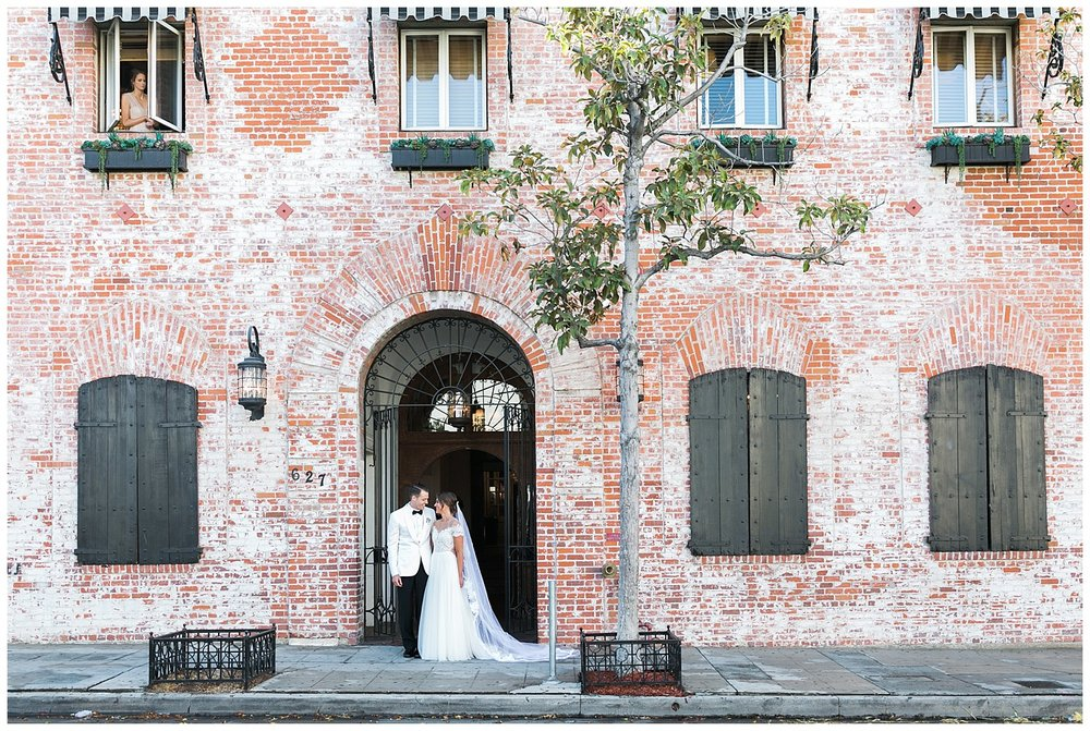 STEPHANIE + NICK MARRIED | CARONDOLET HOUSE || LOS ANGELES, CA