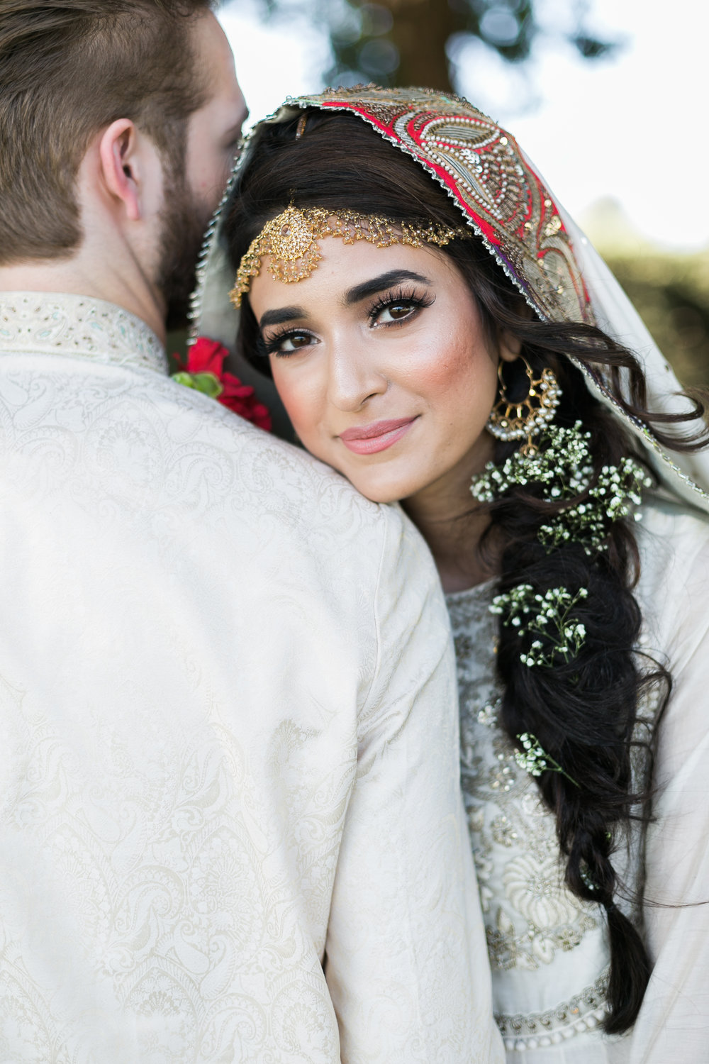 JASON + HAFSA MARRIED | ISLAMIC SOCIETY OF ORANGE COUNTY || GARDEN GROVE, CA